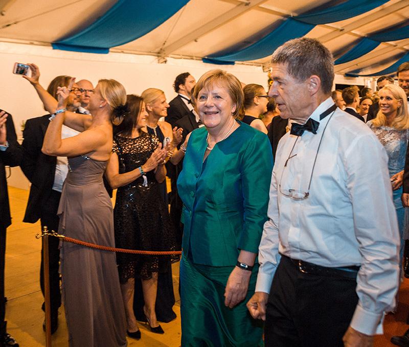 Richard's Magazin   Festspiele Bayreuth   Staatsempfang 2018
