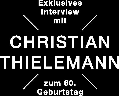 Interview mit Christian Thielemann   Richard's Magazin
