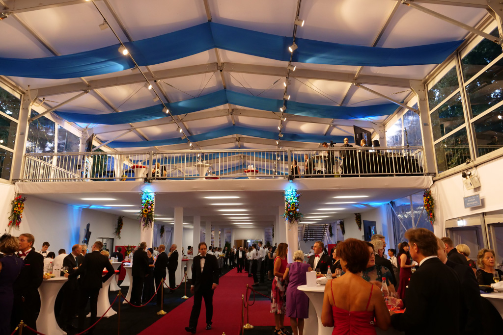 Staatsempfang 2019 | Bayreuther Festspiele | Richard's Magazin | Empfang