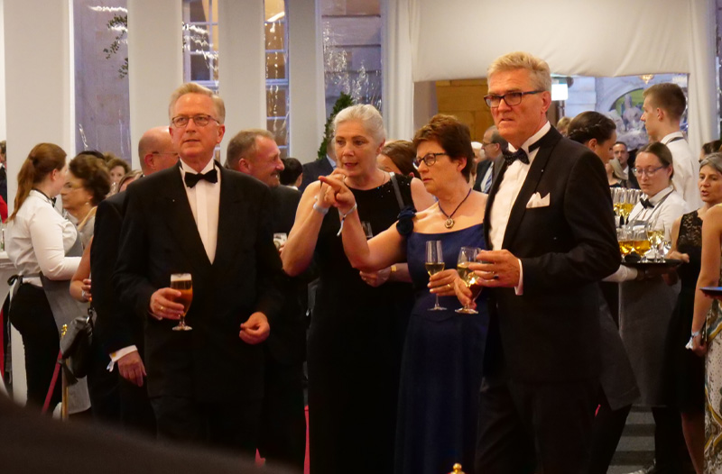 Staatsempfang 2019 | Bayreuther Festspiele | Richard's Magazin | Prominente