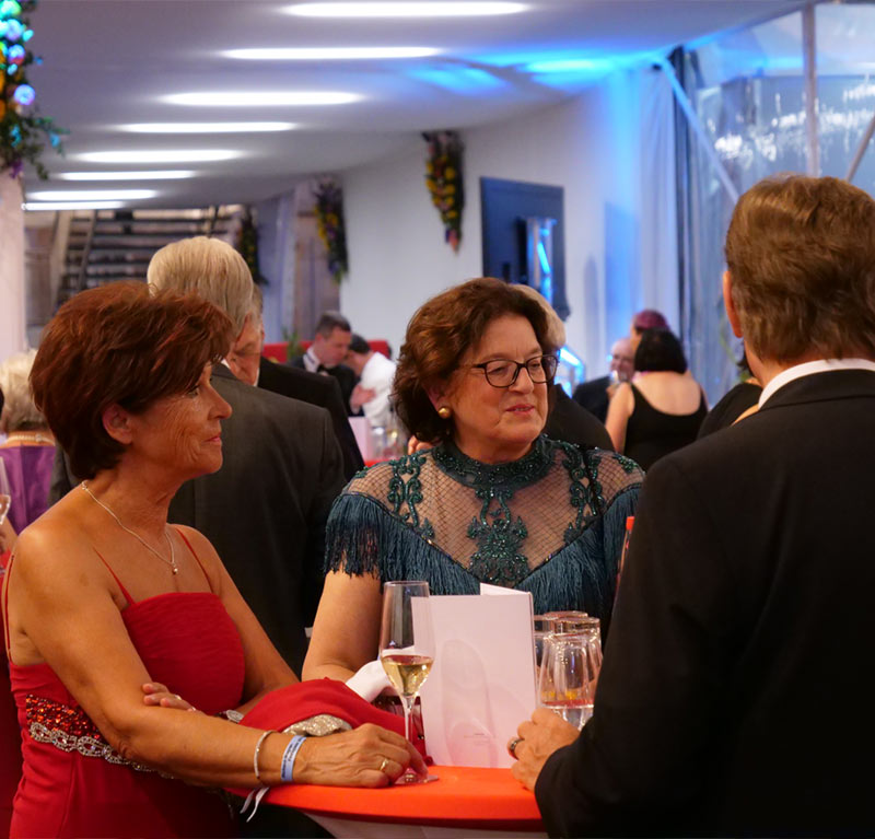 Staatsempfang 2019 | Bayreuther Festspiele | Richard's Magazin | Gäste