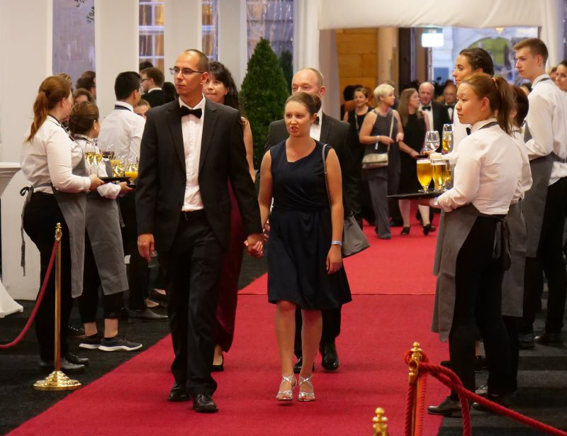 Staatsempfang 2019 | Bayreuther Festspiele | Richard's Magazin | Roter Teppich